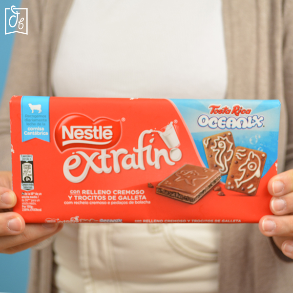 Nestlé Extrafino Oceanix