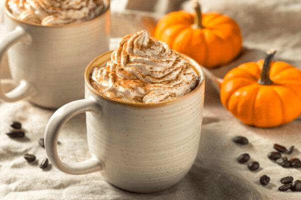 El Pumpkin Spice Latte, el cafe que triunfara este Halloween Pinterest